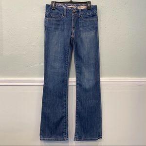 Gap Boot Cut Mid-Rise Jeans Sz 28 R